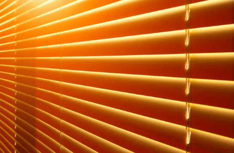 Orange Blinds